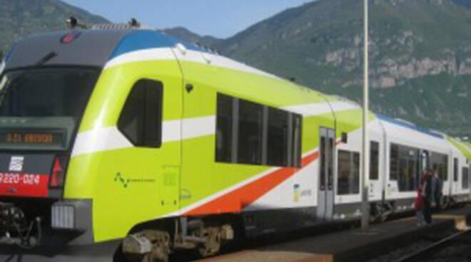 treno polacco Brescia-Edolo