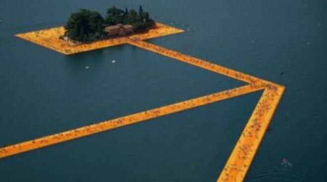 Floating Piers infortuni