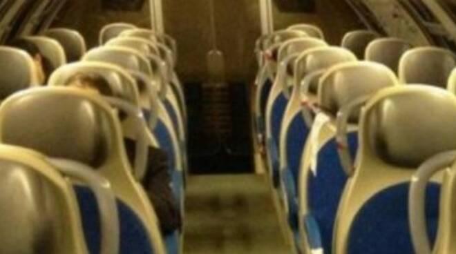 Sedili treno
