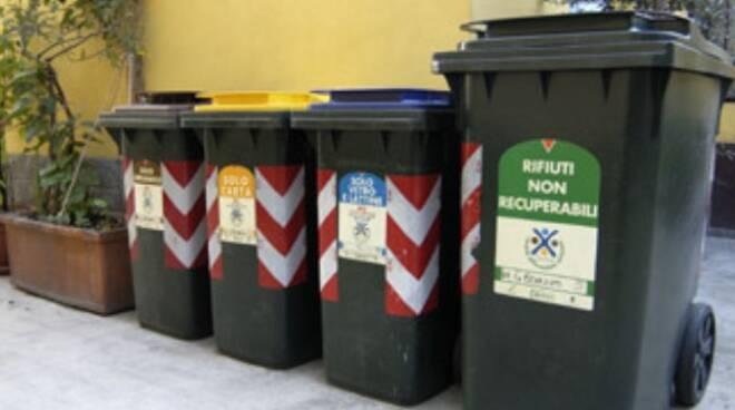 Bidoni rifiuti