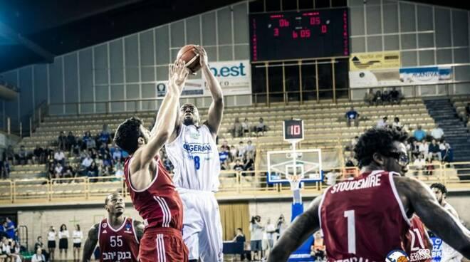 Basket Brescia-Hapoel