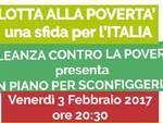 Lotta alla poverta manifesto