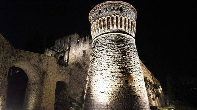 Luci Led Castello