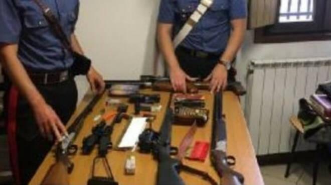 Bracconiere-arresto-fucile