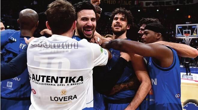 basket-Bologna-Brescia