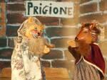 Gatto e Volpe - Pinocchio -Teatro Umbro dei Burattini