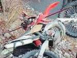 Rogno-caduta-moto-cross-trappola