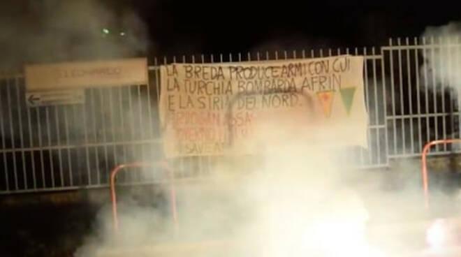 Breda-protesta-armi