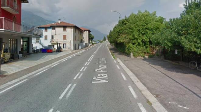 Pisogne-ciclista-investito