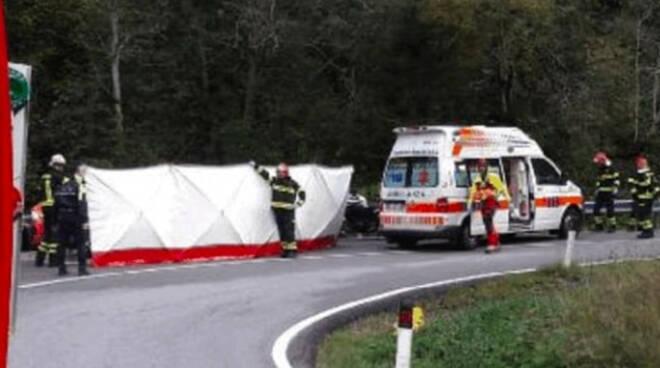 Trento-incidente-mortale-moto-bresciano