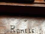 Romele-incisione-banco-camera