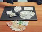 Cocaina-plafoniera-cantina-esine-arresto