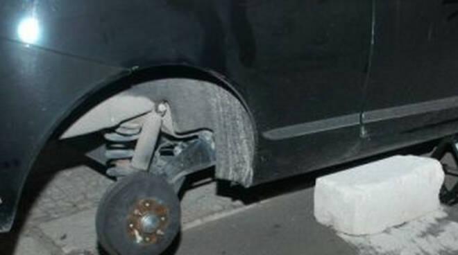 cremona-bresciano-tentato-furto-ruote