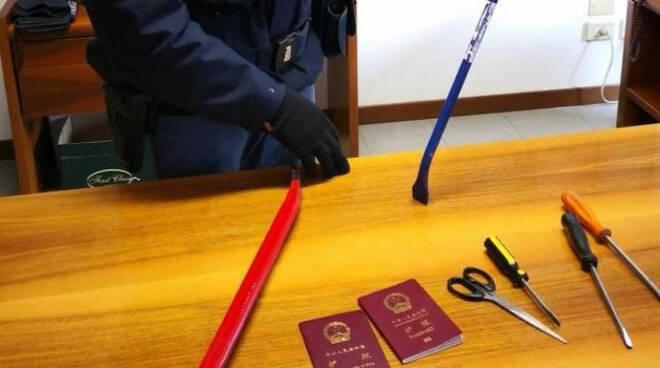 Desenzano-polizia-denunce-tentati-furti
