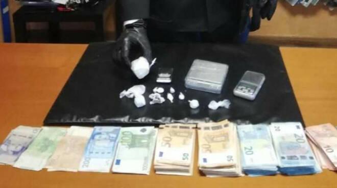 Pisogne-arresto-marocchino-cocaina