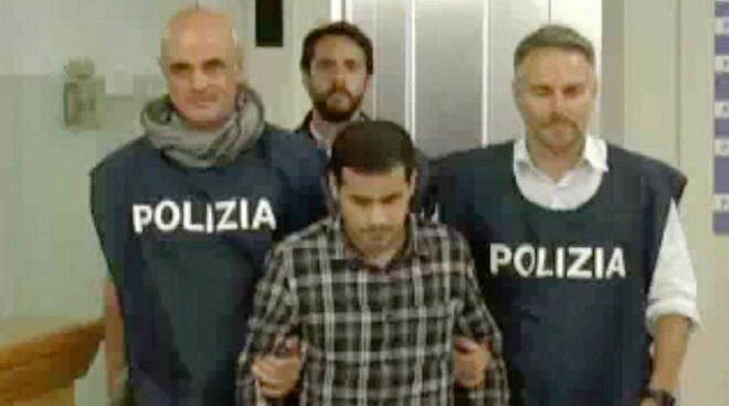 Samir-foreign-fighter-carcere-brescia