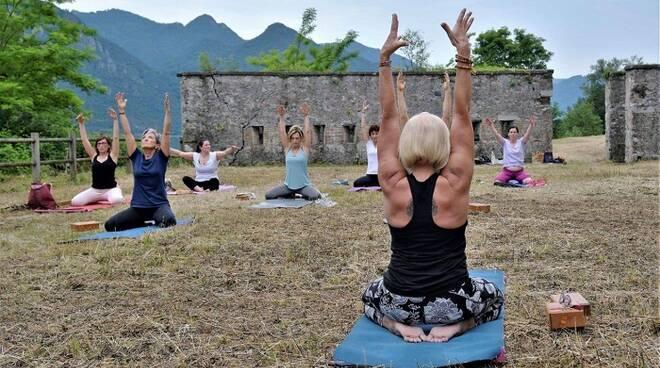 Yoga Rocca