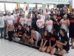27 ottobre - Montichiari - Aquatic center - giornata in piscina