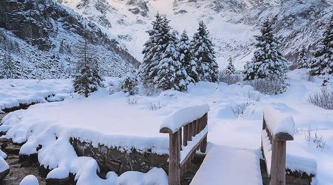 Adamello Ski area