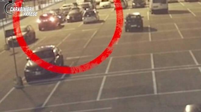 arresto banda range rover colpi bresciano