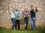 Coritage Saxophone Quartet