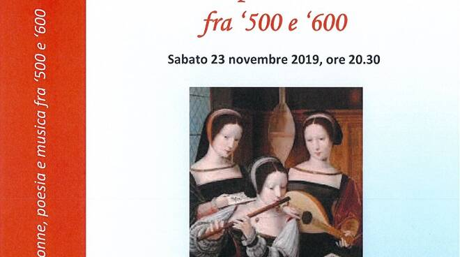 Donne poesia musica