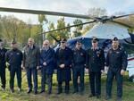 elicottero antidiscariche dà primi risultati