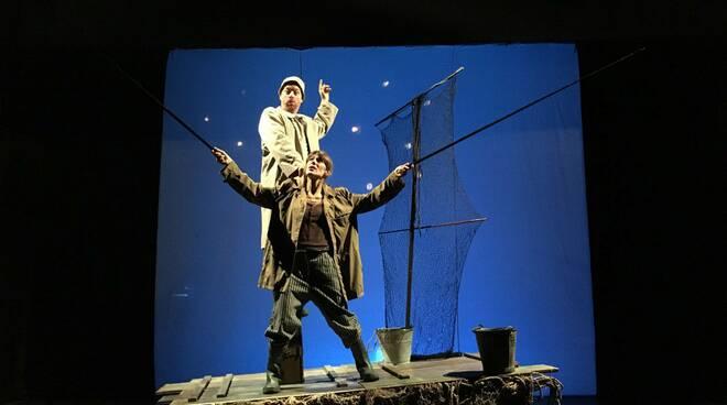 Pescatori di Stelle al Colonna di Brescia