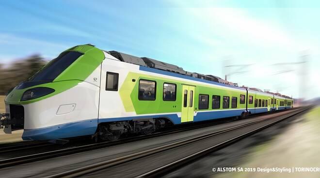 Treni nuovi per Fnm