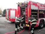 vigili del fuoco brescia