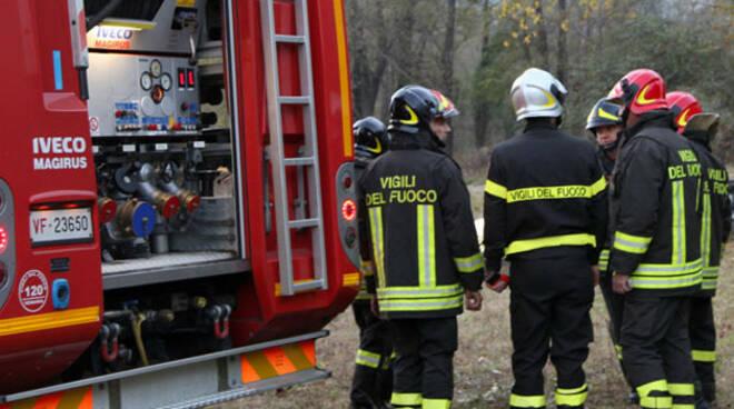 villa-carcina-brione-boschi-soccorsi-vvf