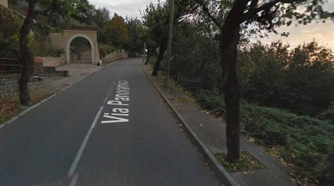 brescia auto fuori strada maddalena giovani feriti