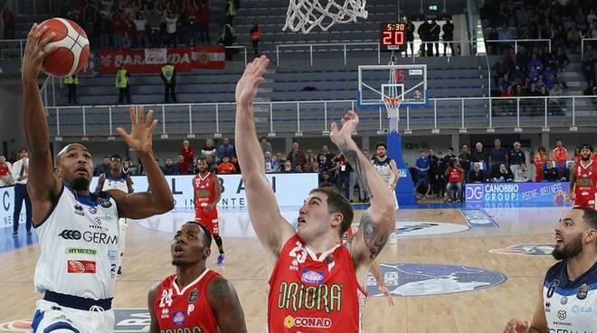 Brescia- Pistoia basket