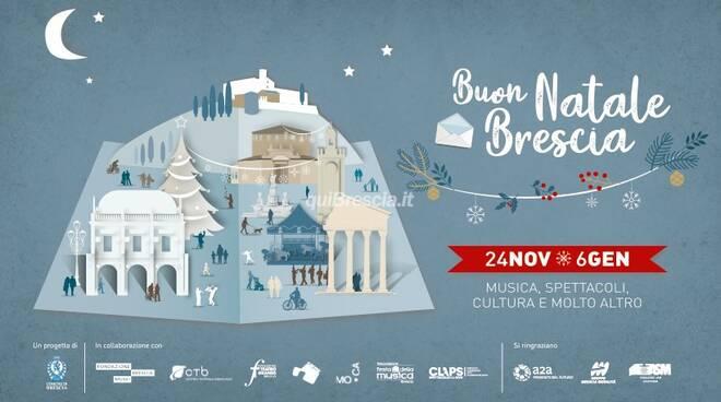 Buon Natale Brescia