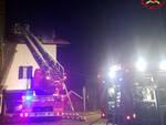 desenzano chiari artogne tre interventi vigili fuoco