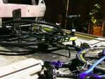 investe uccide ciclisti interrogatorio convalida carcere