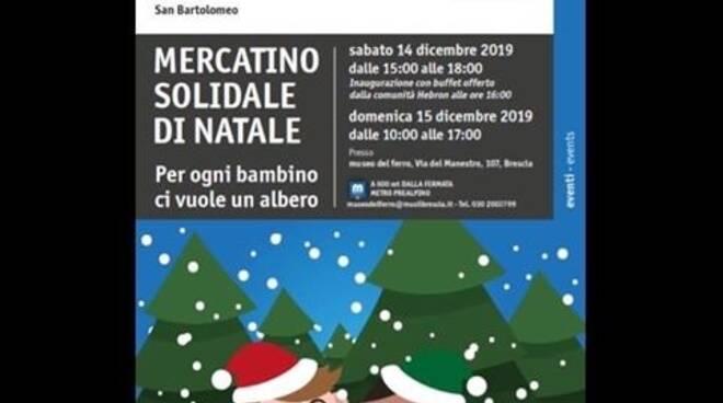mercatino scuole Brescia Nord