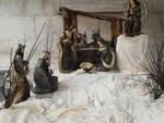 presepi rubate statue pecorelle loggia civile