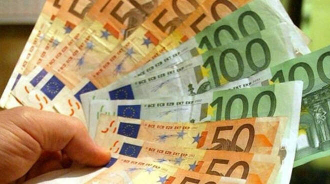 spaccio banconote false garda