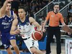 Basket Brescia si ferma in casa contro Brindisi 82-86