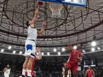 Basket notte grande PalaLeonessa Brescia batte Milano