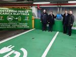 Brescia parcheggi elettrici ricaricare auto