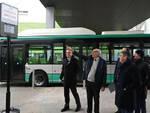 Brescia sempre più smart autobus portata cellulare