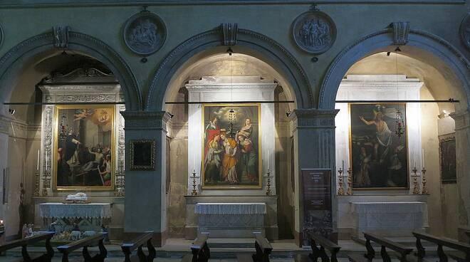 chiesa di San Clemente Brescia