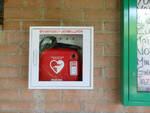 corte franca rubato defibrillatore palestra