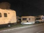 Roncadelle camper nomadi area industriale