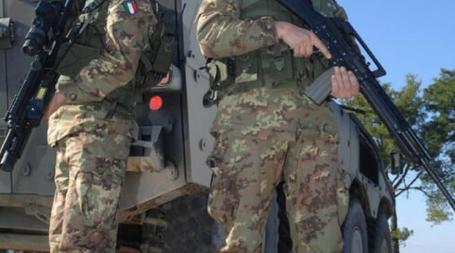 Soldato sicuro Ministero Difesa Beretta