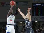 Basket Brescia perde Trento terzo stop consecutivo