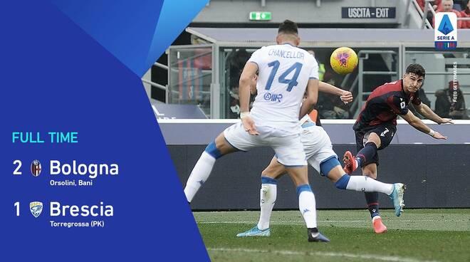 bologna-brescia finisce 2-1