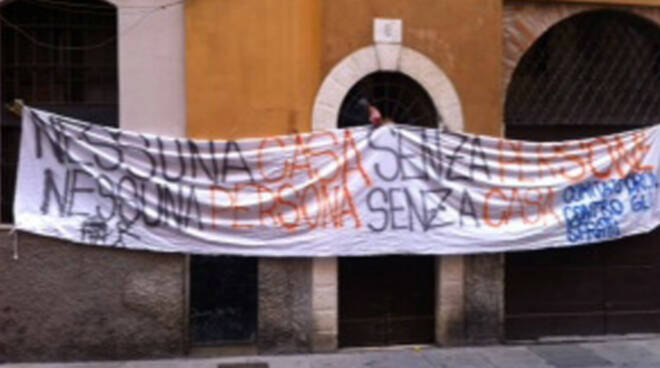 Brescia occupano albergo Fornaci Assolti tre attivisti
